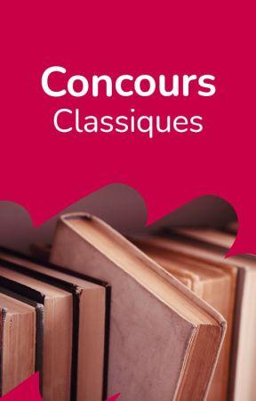 Concours Classiques by WattpadClassiquesFR
