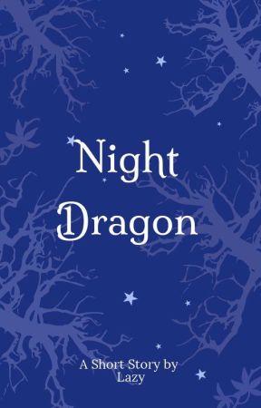 Night Dragon by lazy2320