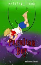 peculiar boy- sleepyboisinc royalty au + dreamteam by writing_llama