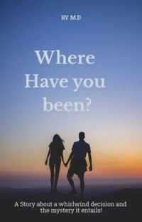 Where have you been? cover