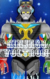 Ninjago Voltron cover