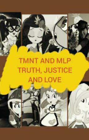 TMNT/MLP: Truth, Justice, and Love by Jake_is_Great