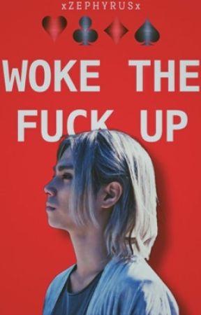 Woke the Fuck Up | Alice in Borderland (Shuntaro Chishiya) by xZEPHYRUSx