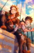 Good kitty~ Bakudeku by Pikapikaboi-