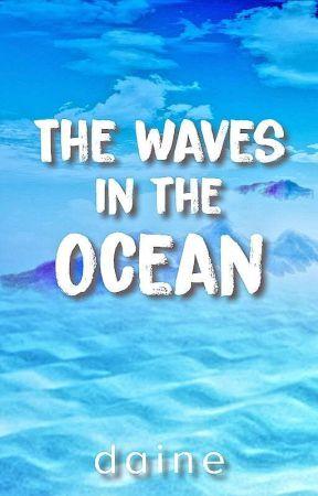 The Waves In The Ocean  by justlikeanalien