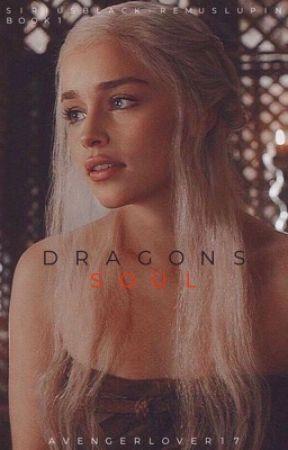 Dragons Soul • (Sirius Black, Remus Lupin) • The Marauder Era by Avengerlover17