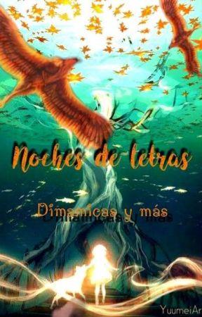 Historias y actividades de Noches de Letras  by laurapril