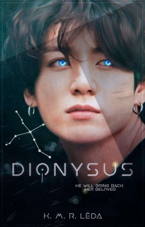 《Dionysus》•  Jikook by EditoraDreams