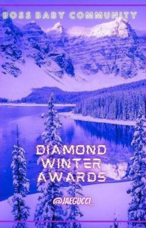 Diamond Winter Awards by __tabassum__