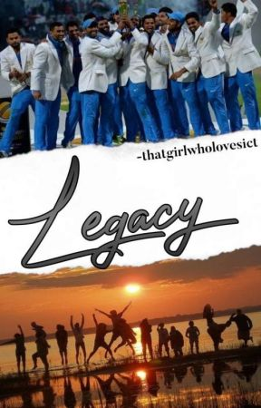 Legacy by thatgirlwholovesict