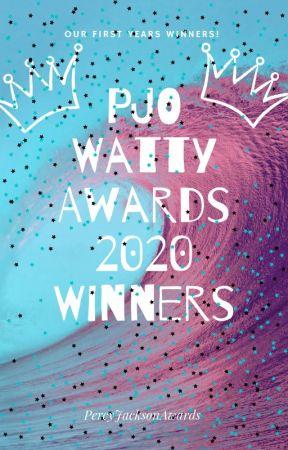PJO Watty Awards 2020 Winners by PercyJacksonAwards