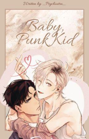 Baby, Punk Kid || Tłumaczenie PL by _Psychiatra_