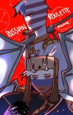 Russian Roulette | Rusame | Countryhumans AU by Miriorite