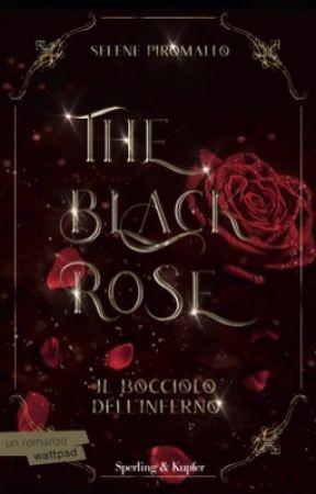 The Black Rose by SelenePiromallo