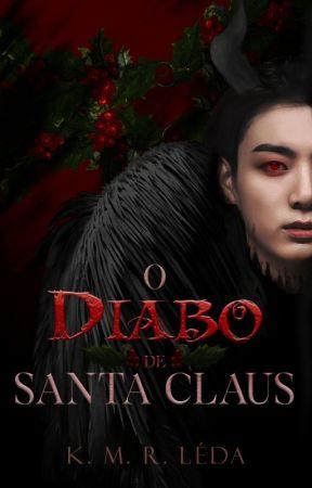 ❄O Diabo de Santa Claus❄ | JiKook |✓ by K_M_R_Leda