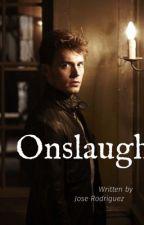 Onslaught ✖X-Men  by JoseRodriguez794115