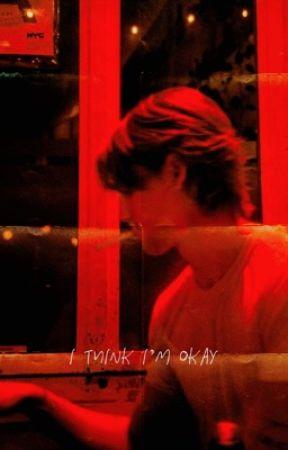 I THINK I'M OKAY ─ twilight saga by metalbenders