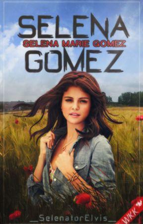 Selena Marie Gomez by IAMSONE__