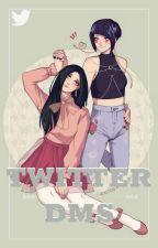 Twitter DMs [MomoJirou] by hemming-whey