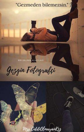 Gezgin Fotoğrafçı by Gnlgaye