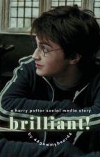 brilliant! | harry potter ✓ by 44gummybear44