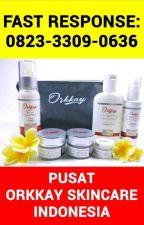 0823-3309-0636 Jual Beli Pemutih Wajah Bagus Lampung Orkkay Skincare by agenorkkayskincare12