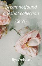 Dreamnotfound Kissing (sfw) by Welstars