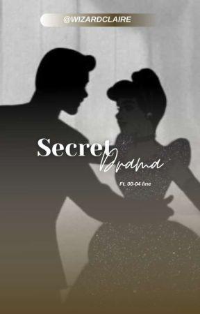 SECRET DRAMA | 00-04 L by wizardclaire
