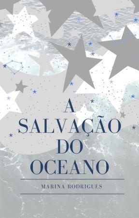 A Salvação do Oceano by larrycrushe