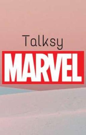 Talksy-Marvel by _Toori_