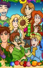 Stardew Valley Group Chat by pastelrose69