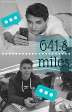641.8 miles by AllyPotato