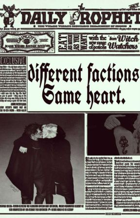 Different factions, same heart ||DRARRY||  by BADHABITS99