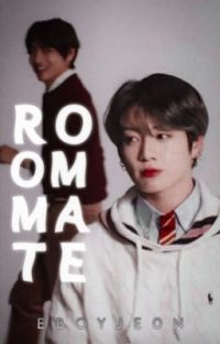 roommate ─ kooktae au   cover