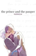the prince and the pauper ; kubokai royalty au by lverboy
