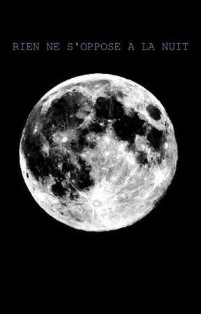 Rien ne s'oppose à la nuit. by irisd666