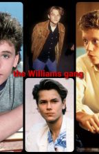 the Williams gang  by Dr-prankinstin