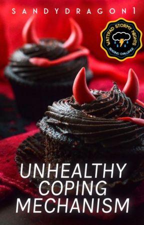 Unhealthy Coping Mechanism by sandydragon1