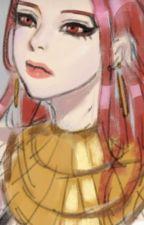 Ennead: Goddess of Sand by friendlysneez
