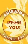 ADIRATNA AWARD 2021 (CLOSED) cover