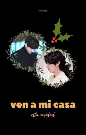 Ven a mi casa esta navidad | KookTae - OS by vantbleu