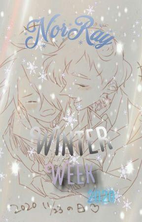 NorRay Winter Week {2020}  by Kasumi_Lyn