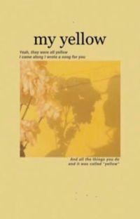 my yellow | georgenotfound  cover