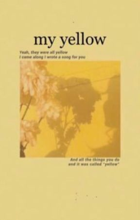 my yellow | georgenotfound  by hufflepuffwh0re
