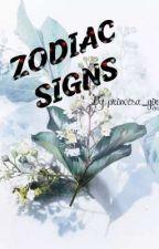 Zodiac signs  by springlover_girl
