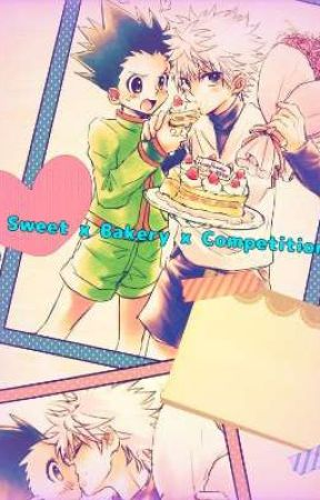 Sweet X Bakery X Competition  by XxEclipseArtsxX