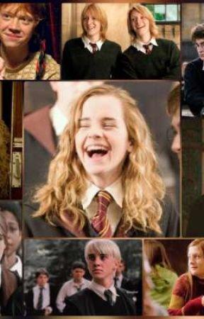 ALGO MÁS QUE AMISTAD [Hermione y tu] by pedodehermione