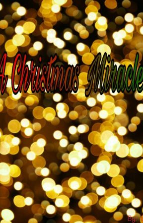 A Christmas Miracle by Jungsh00kiesc00kie