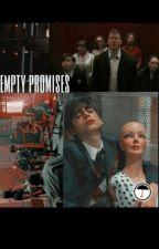 The Umbrella Academy : Empty Promises || Five x Reader by mycringeyasslol