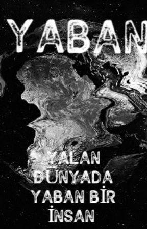 YABAN by siyahindesibelii